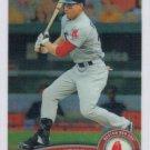 Jacoby Ellsbury 2011 Topps Chrome #124 Boston Red Sox Baseball Card