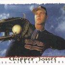Chipper Jones 1995 Topps #535 Atlanta Braves Baseball Card
