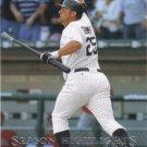 Jim Thome 2008 Upper Deck #391 Chicago White Sox Baseball Card