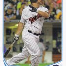 Yonder Alonso 2013 Topps #223 San Diego Padres Baseball Card