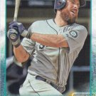 Dustin Ackley 2015 Topps #189 Seattle Mariners Baseball Card
