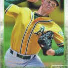 Sonny Gray 2015 Topps #305 Oakland Athletics Baseball Card