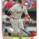Mike Carp 2013 Topps Update #US307 Boston Red Sox Baseball Card