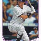 Tyler Colvin 2013 Topps #265 Colorado Rockies Baseball Card