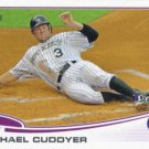Michael Cuddyer 2013 Topps #449 Colorado Rockies Baseball Card