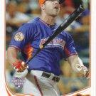 Chris Davis 2013 Topps Update #US52 Baltimore Orioles Baseball Card