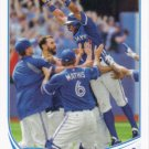 Rajai Davis 2013 Topps #311 Toronto Blue Jays Baseball Card