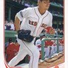 Jacoby Ellsbury 2013 Topps #241 Boston Red Sox Baseball Card