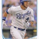 Alex Gordon 2013 Topps #204 Kansas City Royals Baseball Card