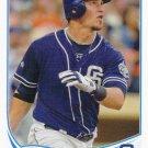 Yasmani Grandal 2013 Topps #438 San Diego Padres Baseball Card