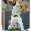 Chase Headley 2013 Topps #653 San Diego Padres Baseball Card