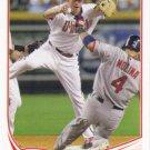 Aaron Hill 2013 Topps #302 Arizona Diamondbacks Baseball Card