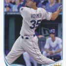 Eric Hosmer 2013 Topps #135 Kansas City Royals Baseball Card