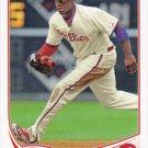 Ryan Howard 2013 Topps #6 Philadelphia Phillies Baseball Card