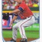 Tim Hudson 2013 Topps #115 Atlanta Braves Baseball Card