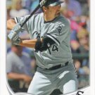 Paul Konerko 2013 Topps #14 Chicago White Sox Baseball Card