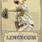 Tim Lincecum 2013 Topps 'Calling Card' #CC10 San Francisco Giants Baseball Card