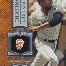 Willie McCovey 2013 Topps 'Chasing History' #CH-15 San Francisco Giants Baseball Card