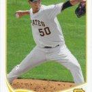 Charlie Morton 2013 Topps Update #US147 Pittsburgh Pirates Baseball Card