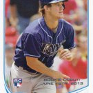 Wil Myers 2013 Topps Update #US26 Tampa Bay Rays Baseball Card