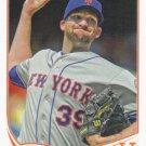 Bobby Parnell 2013 Topps #139 New York Mets Baseball Card