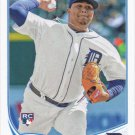 Bruce Rondon 2013 Topps Update Rookie #US315 Detroit Tigers Baseball Card