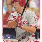 Darin Ruf 2013 Topps Rookie #83 Philadelphia Phillies Baseball Card