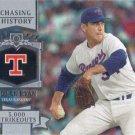 Nolan Ryan 2013 Topps 'Chasing History' #CH-27 Texas Rangers Baseball Card