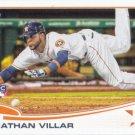 Jonathan Villar 2013 Topps Update Rookie #US101 Houston Astros Baseball Card