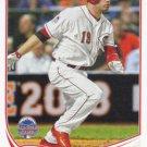 Joey Votto 2013 Topps Update #US268 Cincinnati Reds Baseball Card