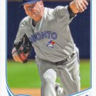 Mark Buehrle 2013 Topps #414 Toronto Blue Jays Baseball Card