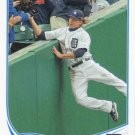Andy Dirks 2013 Topps #630 Detroit Tigers Baseball Card