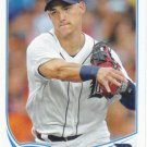 Jose Iglesias 2013 Topps Update #US235 Detroit Tigers Baseball Card