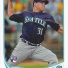 Yoervis Medina 2013 Topps Update Rookie #US137 Seattle Mariners Baseball Card