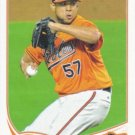 Francisco Rodriguez 2013 Topps Update #US78 Baltimore Orioles Baseball Card