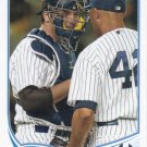 Austin Romine 2013 Topps Update #US263 New York Yankees Baseball Card
