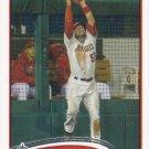 Bobby Abreu 2012 Topps #188 Los Angeles Angels Baseball Card