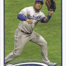 Bobby Abreu 2012 Topps Update #US191 Los Angeles Dodgers Baseball Card