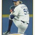 John Axford 2012 Topps #294 Milwaukee Brewers Baseball Card
