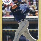 Jose Bautista 2012 Topps '1987 Mini' #TM56 Toronto Blue Jays Baseball Card