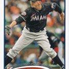 Randy Choate 2012 Topps Update #US107 Miami Marlins Baseball Card