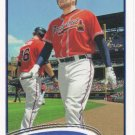 Freddie Freeman 2012 Topps #215 Atlanta Braves Baseball Card
