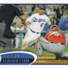 Jerry Hairston 2012 Topps Update #US170 Los Angeles Dodgers Baseball Card