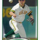Cliff Pennington 2012 Topps #530 Oakland Athletics Baseball Card