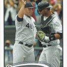 Sergio Santos 2012 Tioos #244 Chicago White Sox Baseball Card