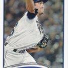 Huston Street 2012 Topps #369 San Diego Padres Baseball Card