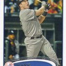 Mark Teixeira 2012 Topps #234 New York Yankees Baseball Card