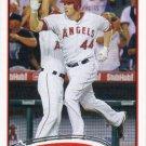 Mark Trumbo 2012 Topps #281 Los Angeles Angels Baseball Card