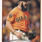 Brian Wilson 2012 Topps #260 San Francisco Giants Baseball Card