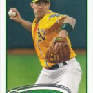 Brandon Inge 2012 Topps Update #US243 Oakland Athletics Baseball Card